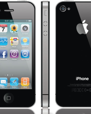 IPHONE 4 BLACK