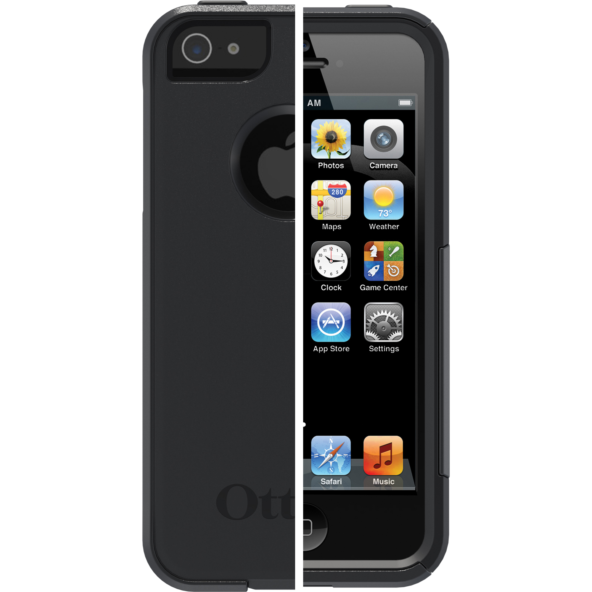 outlet store effc8 10d07 Otterbox Commuter Series Iphone 5 5S SE 5SE