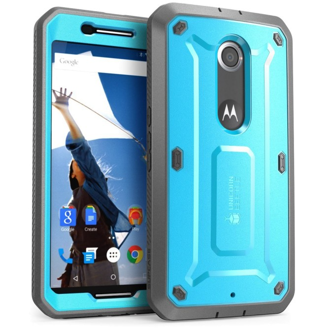 i-Blason-google-nexus-6-unicorn-beetle-pro-protective-holster-case-blue-31