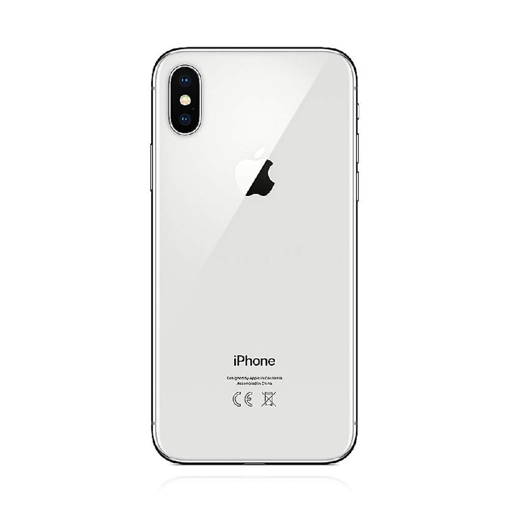 iphonex-silber-back